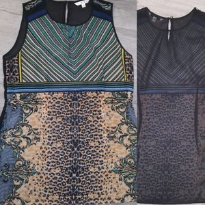 CAbi | Colorful Tunic Sz L